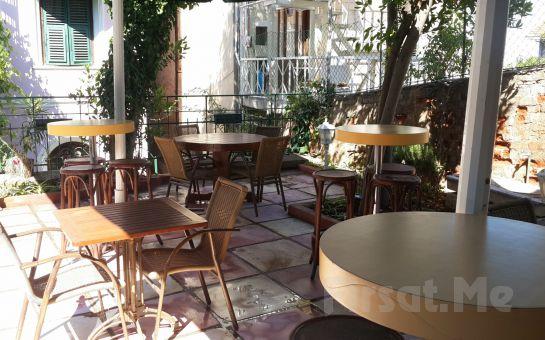 Tarihi Meziki Köşkü Bahçesinde Büyükada Köşk Cafe, Restaurant'ta İftar Keyfi