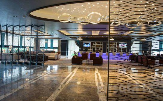 Bahçelievler Yenibosna'da Steigenberger Airport Hotel İstanbul'da 2 Kişi 1 Gece Konaklama Keyfi Kahvaltı Seçeneğiyle!