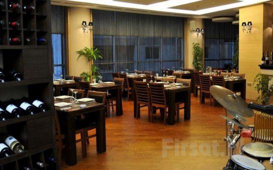 Golden Tulip İstanbul Bayrampaşa Hotel'de 2 Kişi 1 Gece Standart Odalarda Konaklama Keyfi Kahvaltı Seçeneğiyle