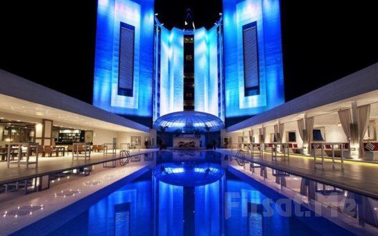 Golden Tulip İstanbul Bayrampaşa Hotel'de 2 Kişi 1 Gece Standart Odalarda Konaklama Keyfi Kahvaltı Seçeneğiyle!