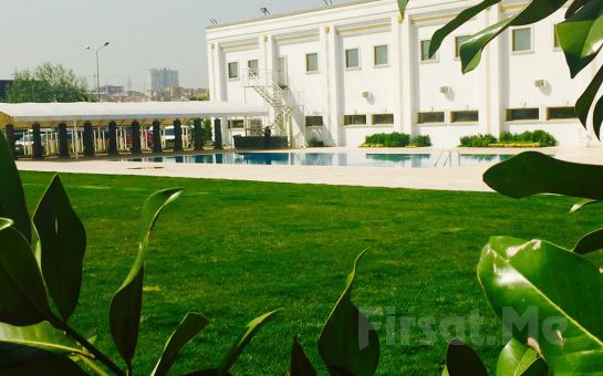 Bahçelievler Yenibosna'da Kadak Garden Hotel'de 2 Kişi 1 Gece Konaklama Keyfi