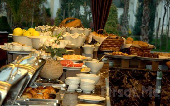 Bahçelievler Yenibosna Kadak Garden Hotel'de Kahvaltı Keyfi!