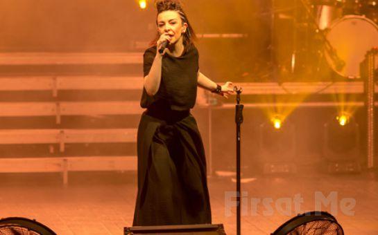 Beyoğlu Sanat Performance'ta 20 Temmuz'da FATMA TURGUT Açık Hava Konseri Giriş Bileti