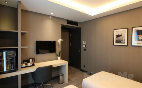 Cityloft Hotel Ataşehir'de 2 Kişi 1 Gece Konaklama Keyfi, Kahvaltı Seçeneğiyle