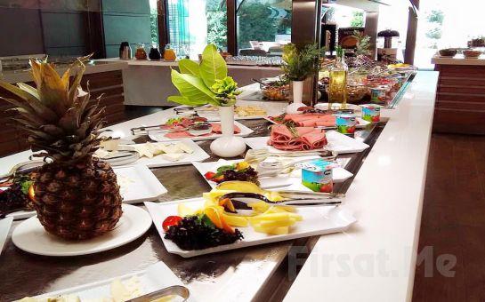 Bursa Ramada Çekirge Termal Spa'da Kahvaltı Dahil Konaklama ve Termal Keyfi