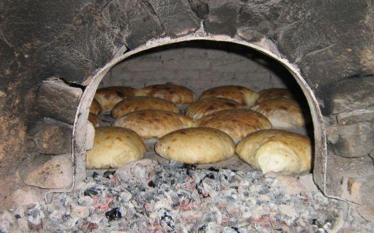 Koşuyolu'nda Adana Lezz Et Kebap'tan Sınırsız Çay Eşliğinde Kütükte Simetrik Köy Kahvaltısı