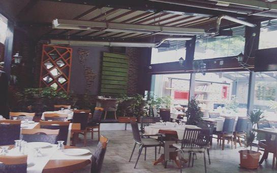 Koşuyolu'nda Adana Lezz Et Kebap'tan Sınırsız Çay Eşliğinde Kütükte Simetrik Köy Kahvaltısı!