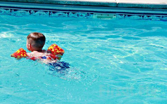 Ankara Grand Sıla Otel'de Aquapark Havuz Fırsatı