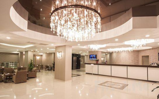 Esenler Golden Way Hotel'de 2 Kişi 1 Gece Konaklama Keyfi Kahvaltı Seçeneğiyle