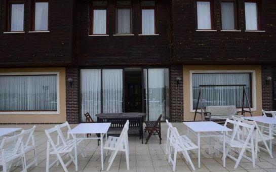 Çekmeköy NRC Center Çekmeköy'de Kahvaltı ve Izgara Menü Dahil Konaklama, Yüzme, At Binme ve Paintball Oyunu