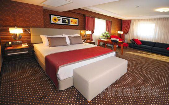5 Yıldızlı Ramada Plaza Hotel Konaklamalı Maşukiye, Kartepe, Sapanca, Ağva, Şile Doğa Turu (Her Cumartesi Hareketli)