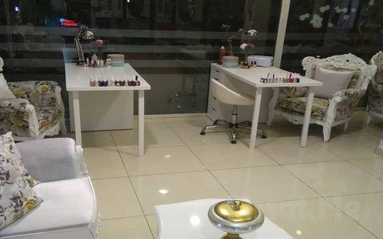 Suadiye Nail Stil Güzellik Merkezi'inde Saç Kesimi, Dip Boya, Komple Ağda, Shellac Kalıcı Oje veya Protez Tırnak Paketleri