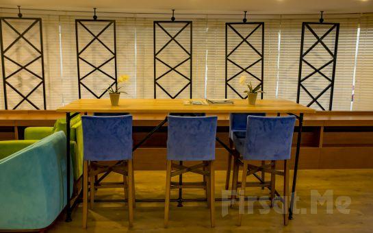 Kavacık Park Inn by Radisson'da 2 Kişi 1 Gece Konaklama Keyfi, Kahvaltı Seçeneğiyle