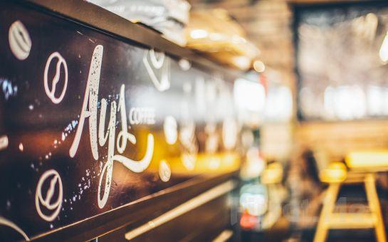 Çankaya AYS KITCHEN'da Sınırsız Çay Eşliğinde Serpme ve Açık Büfe Kahvaltı Keyfi