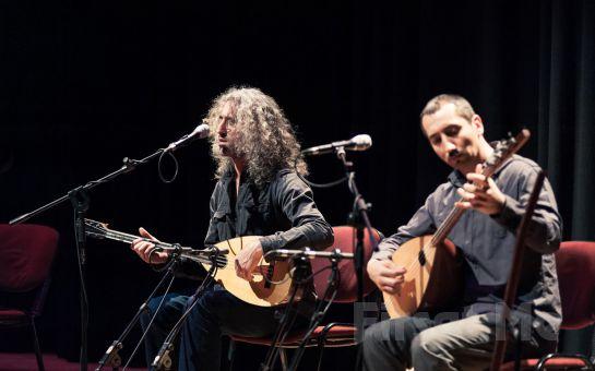 Anadolu Müziğinin Ünlü Sanatçıları Ahmet Aslan, Kemal Dinç, Erdal Erzincan Konser Giriş Biletleri