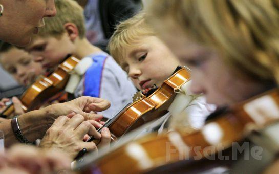 Bahçelievler 1001 Sanat'ta Her Yaş Grubuna Göre Piyano, Gitar, Keman ve Bateri Atölyeleri