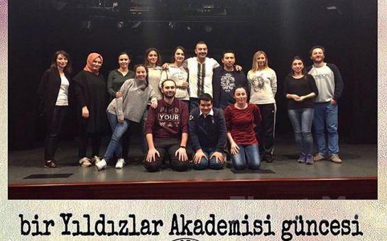 Sahne Senin Minik Yıldızlar ve Yıldızlar Akademisi Atolyesi'nde Profesyonel Eğitimciler Tarafından Oyunculuk Kursu Fırsatı