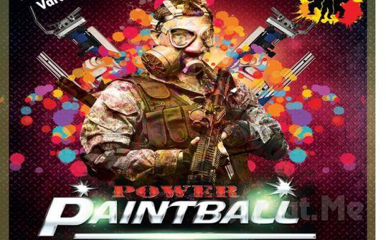 Alanya Power Paintball'dan Adrenalin Tutkunlarına 50 Kapsüllük Paintball Oyunu + Tüm Ekipman Fırsatı!