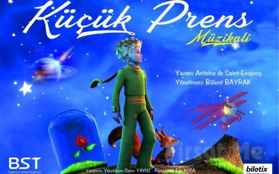 KÜÇÜK PRENS Adlı Müzikli Çocuk Tiyatro Oyunu Biletleri