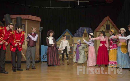 Çocuklarınız için Tek Perde 'Fareli Köyün Kavalcısı' Tiyatro Oyunu Bileti