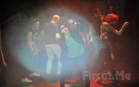 Birol Güven'in Kaleminden Binde Bir Gece Diyalogları Tiyatro Oyunu Bileti