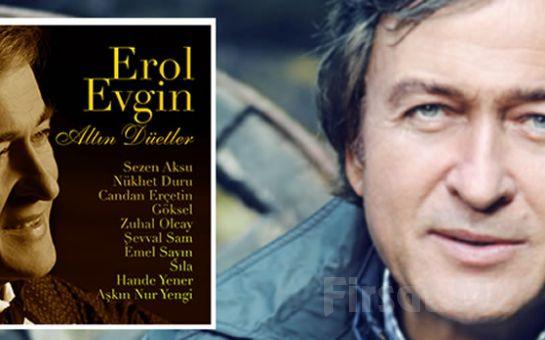 Erol Evgin'le Altın Şarkılar Açık Hava Konser Biletleri