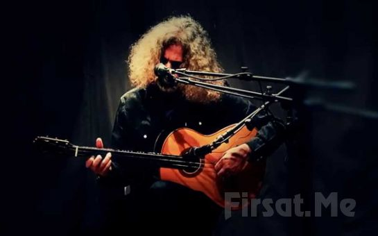 28 Mart Moi Sahne'de Anadolu Müziğinin Ünlü Sanatçısı Ahmet Aslan, Band Project Konseri Giriş Bileti
