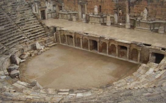Krizantem Tur'dan, 1 Gece Yarım Pansiyon Konaklamalı 3 Gün Sürecek Olan Pamukkale + Şirince + Afrodisias Turu!