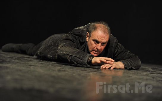 Burak Sergen'in Usta Oyunculuğu ile BİR HAYVANAT BAHÇESİ HİKAYESİ Tiyatro Oyun Bileti