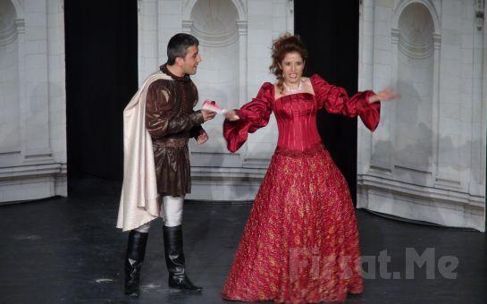 Antik Tiyatro'dan NE ROMEO NE JULİET Müzikli, Danslı Tiyatro Oyunu Bileti