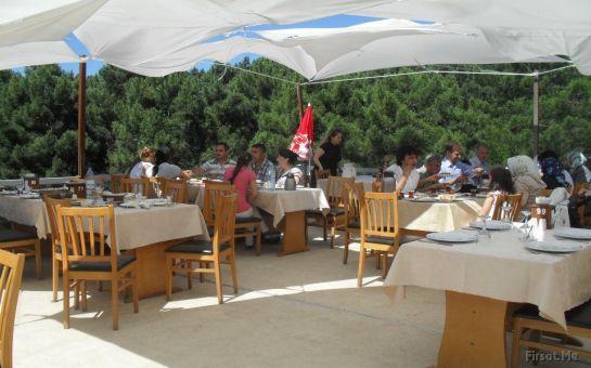 Çekmeköy'de Doğa İle Başbaşa Nefis Serpme Köy Kahvaltısı