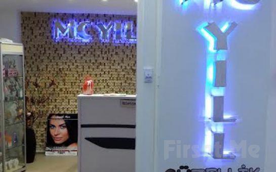 Bakırköy Mcyıll Güzellik'te 2 Seans İğnesiz Yüz Mezoterapi Uygulaması