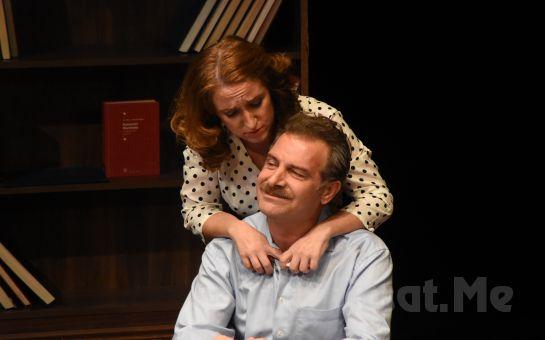 Mehmet Tokat ve Tülin Boz'dan YAŞAMAK…NAZIM GİBİ Tiyatro Oyun Bileti