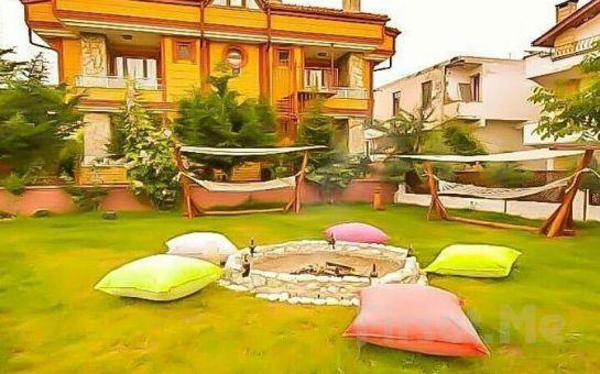 Ağva'nın Eşsiz Doğasında Villa Park Otel'de Farklı Oda Seçenekleri ile 2 Kişilik Konaklama ve Kahvaltı Keyfi