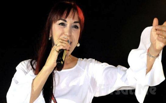 Ünlü Sanatçı LEMAN SAM Konserleri Giriş Bileti