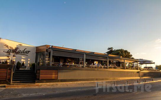 Boğaz Manzaralı Üsküdar Askadar Restaurant'ta Enfes Yemek Menüleri Fırsatı