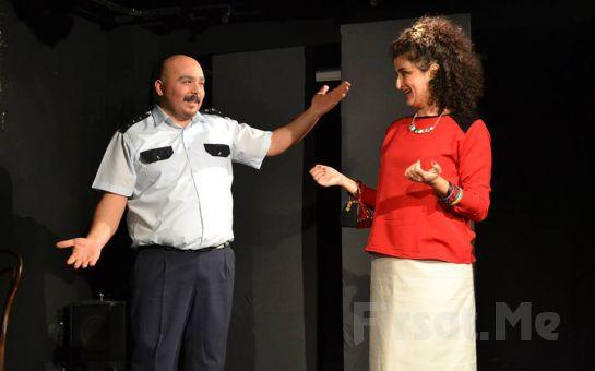 Bi'takım Oyuncular'dan 'Şey' Tiyatro Oyun Bileti