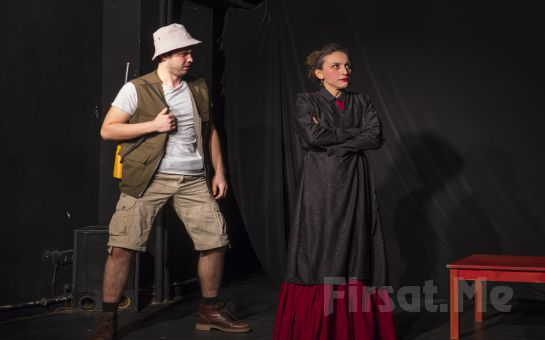 Bi'takım Oyuncular'dan Yorgun Matador Tiyatro Oyun Bileti