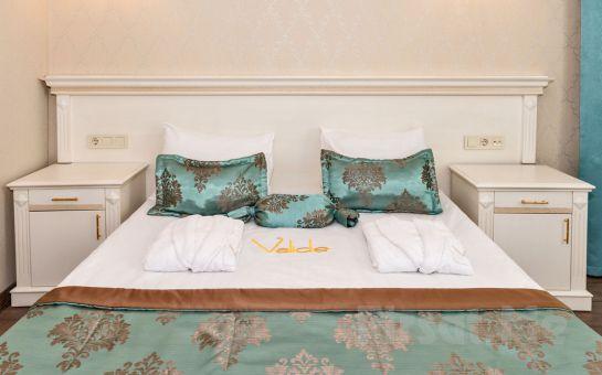 Valide Otel Şişli'de Kahvaltı Dahil Çift Kişilik Konaklama Keyfi
