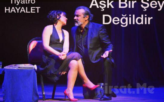 Ececan Gümeci ve Aykut Ünal'dan Tek Perdelk Aşk Bir Şey Değildir Tiyatro Oyun Bileti