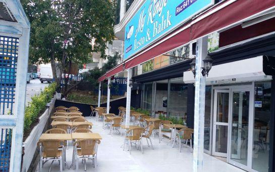 Çekmeköy My Ringo Restaurant'ta Zengin İçerikli Serpme Kahvaltı Keyfi