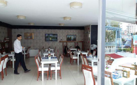 Çekmeköy My Ringo Restaurant'ta Balık, Köfte veya Tavuk Izgara Seçenekleriyle Enfes Yemek Menüsü