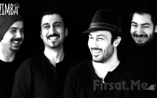 Beyrut Performance Kartal Sahne'de 5 Ocak'ta ZIMBA Konseri Giriş Bileti
