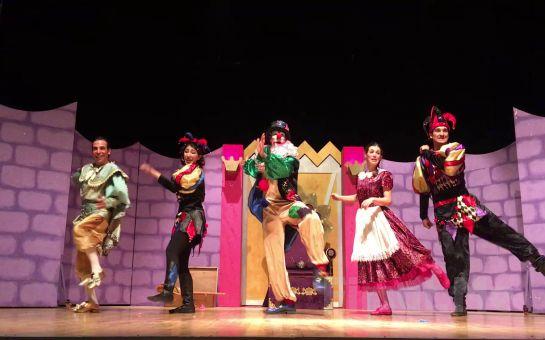 Uygur Çocuk Tiyatrosu'ndan 'Burnunu Kaybeden Palyaço' Tiyatro Oyun Bileti