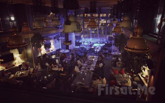 Cityloft Hotel Ataşehir'de Fasıl, DJ Müzik ile, Zengin Menü, Sınırsız İçki Eşliğinde Yılbaşı Eğlencesi ve Konaklama Seçenekleri