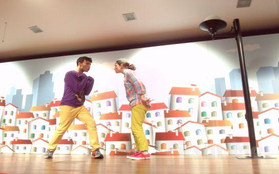 Uygur Çocuk Tiyatrosu'ndan 'Mıknatıs Çocuk' Müzikli Danslı Tiyatro Oyunu Bileti