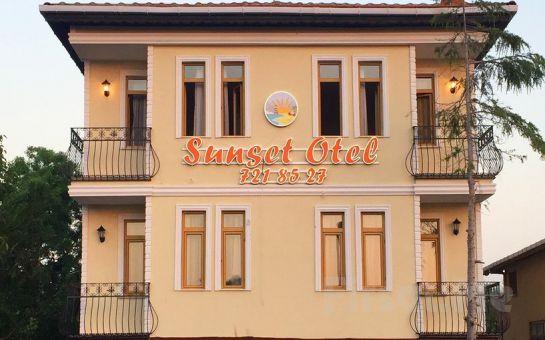 Ağva Sunset Otel'de 2 Kişi 1 Gece Konaklama ve Kahvaltı Keyfi Oda Seçenekleriyle