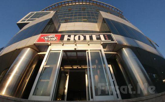 Etimesgut Laçin Park Otel'de Yeni Yıl Heyecanı Canlı Müzik ve Zengin Menü Eşliğinde Yılbaşı Galası
