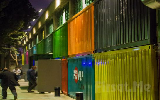 Container Hall'da Mahmut Orhan, Manuel Riva, Sezer Uysal ile NEW YEAR PARTY İZMİR