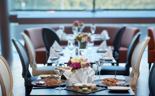 Pullman Hotel'de Hande Yener ile Yeni Yıla Merhaba Partisi ve Gala Yemeği